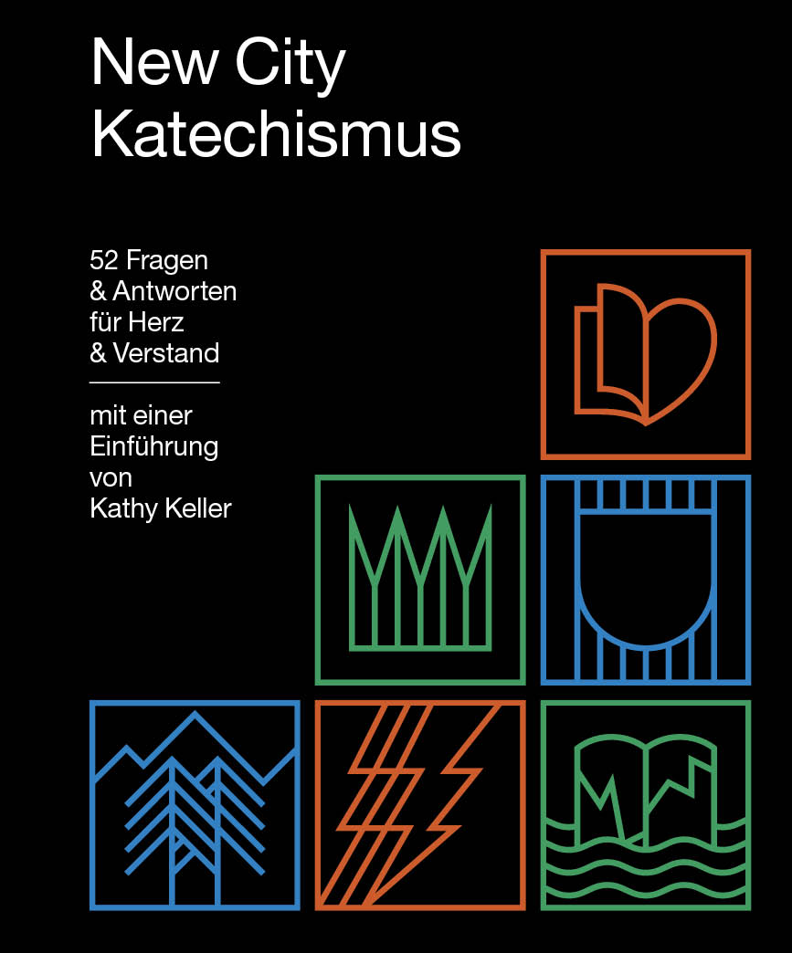 New City Katechismus Buchcover